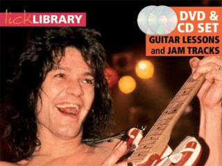 Learn to play the licks and solos of Eddie Van Halen
