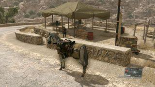 Best stealth games - Metal Gear Solid 5