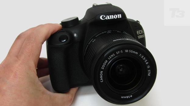 Canon EOS 1200D review   T3