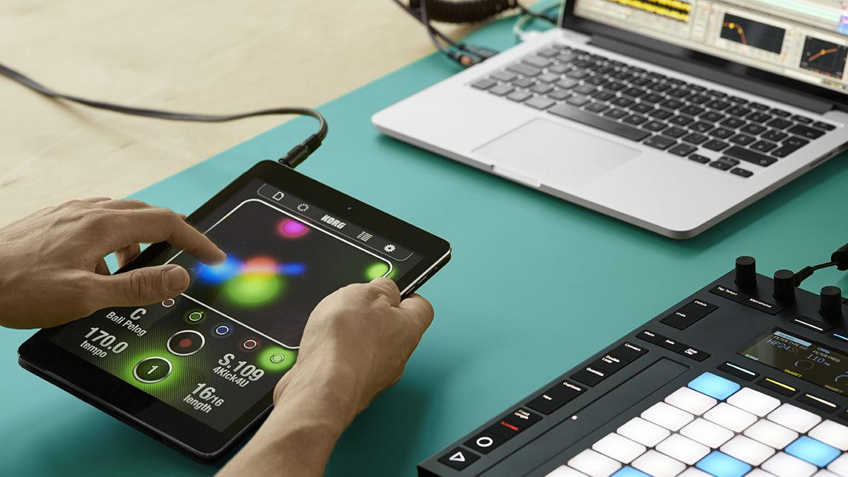 ableton live now links to ios apps thanks to v9 6 update musicradar. Black Bedroom Furniture Sets. Home Design Ideas