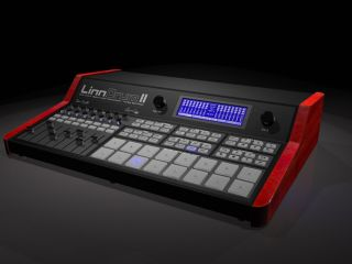 LinnDrum II: one of the rejected designs.