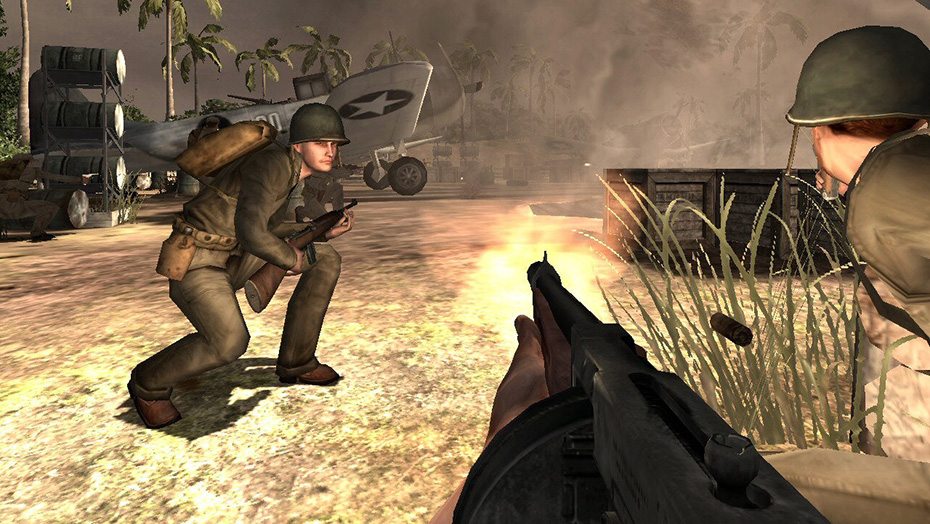 Medal of Honor: Pacific Assault is now free on Origin | PC Gamer