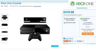 Xbox One and PS4 release date rumors