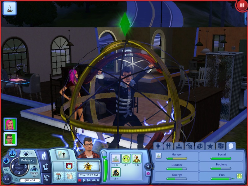 The Sims 3 Showtime Expansion Pack Review: Music, Magic And Acrobatics #21048