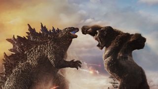 What time is Godzilla vs Kong streaming on HBO Max?