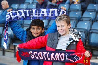 Scotland v Portugal – International Friendly – Hampden Park