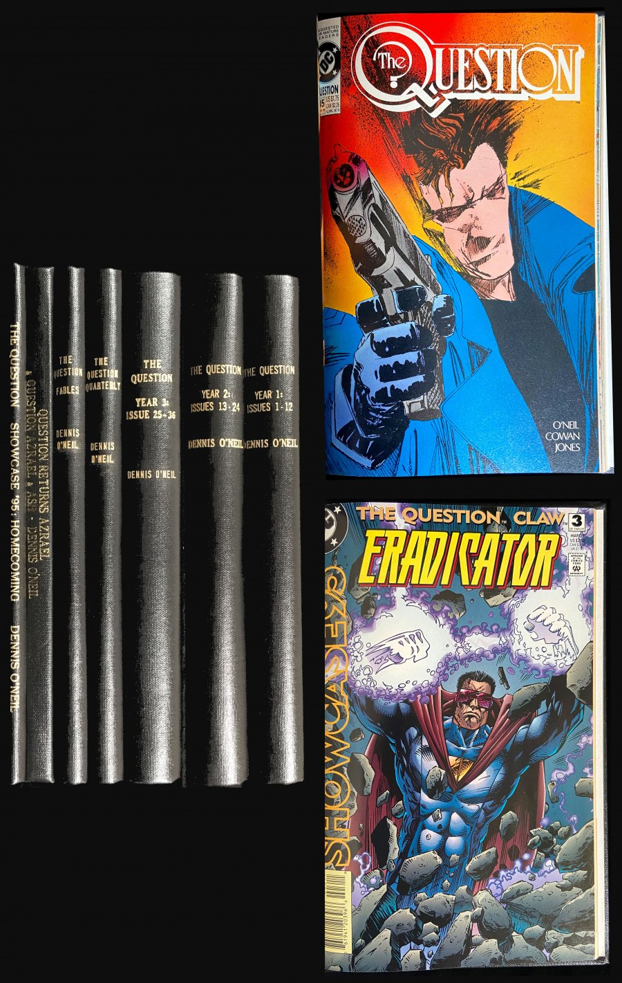 Denny O'Neil comic book artifacts sell for over $33k at auction    GamesRadar+