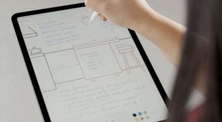 Handwriting on the iPad