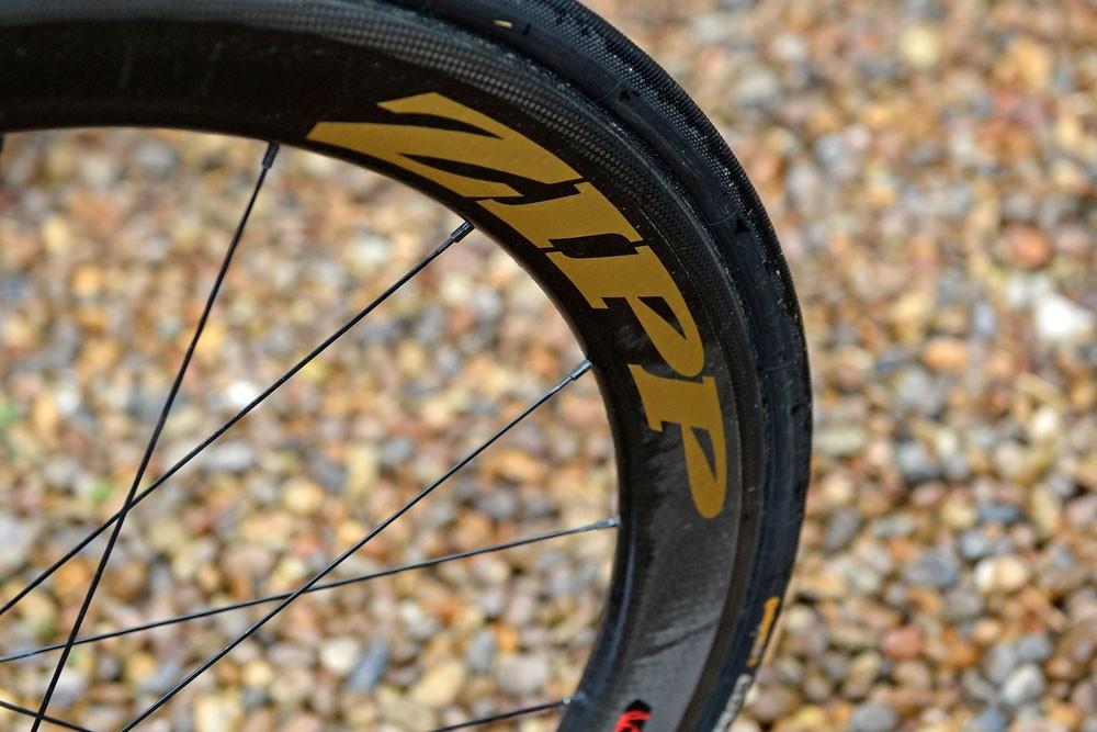 Zipp wheel rim