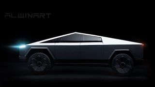 Cybertruck concept