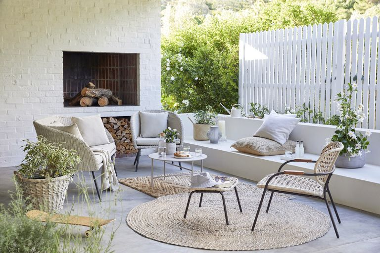 garden party style