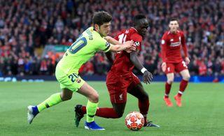 Liverpool v Barcelona – UEFA Champions League – Semi Final – Second Leg – Anfield