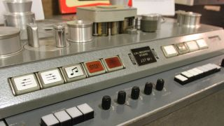 Today's software can make your music sound more like it was recorded on a vintage tape machine.