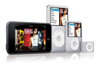 Apple iPod family 2007