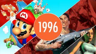 Best year in games