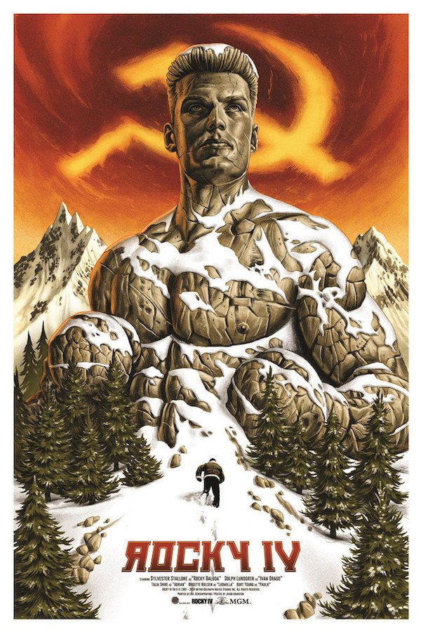 this rocky iv poster is the most american thing thats