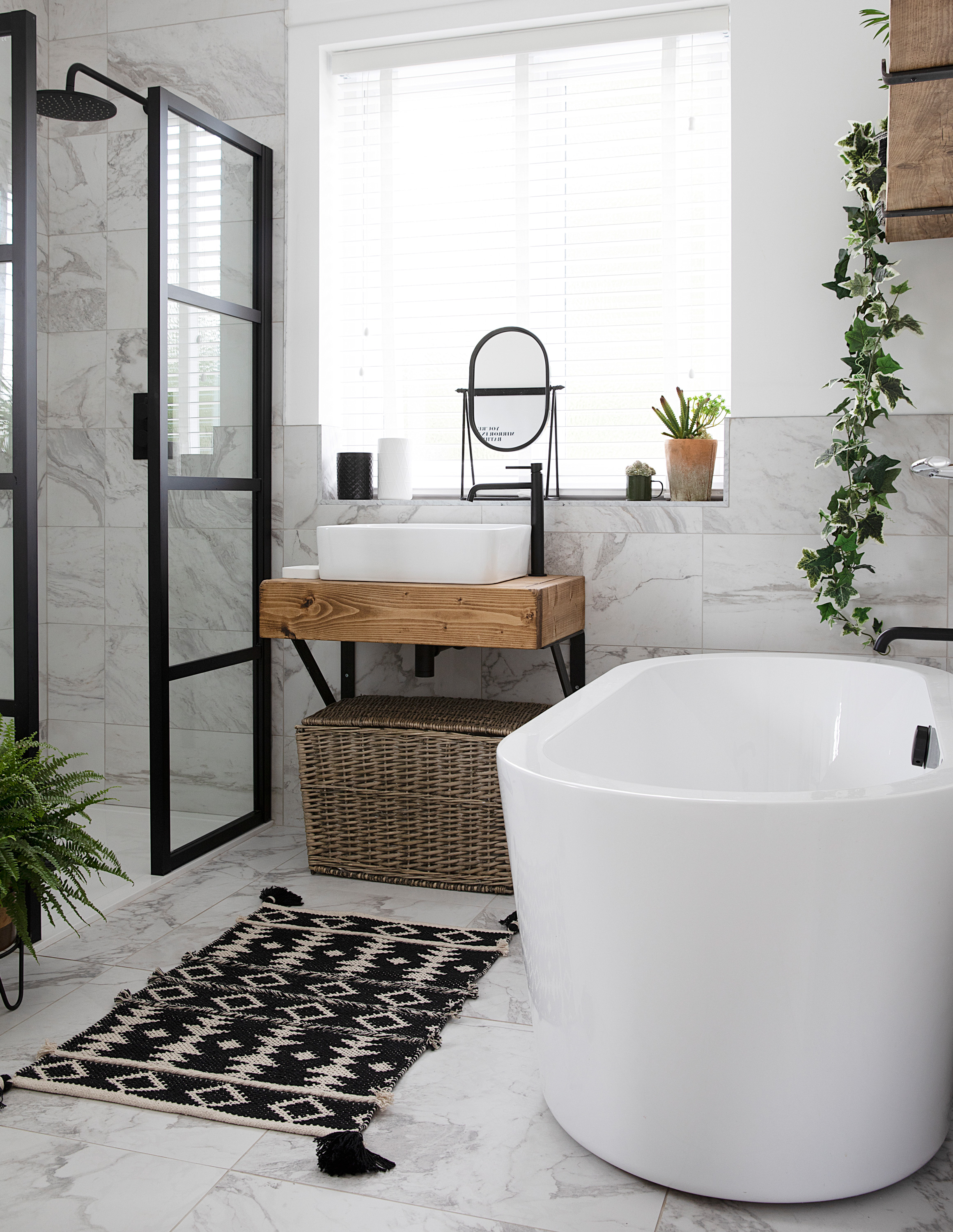 22 Small Bathroom Storage Ideas How To Declutter Even The Tiniest Of Spaces Real Homes