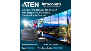 ATEN to Exhibit Modular Matrix Switch, 4K HDMI-Over-IP Extender at InfoComm 2017