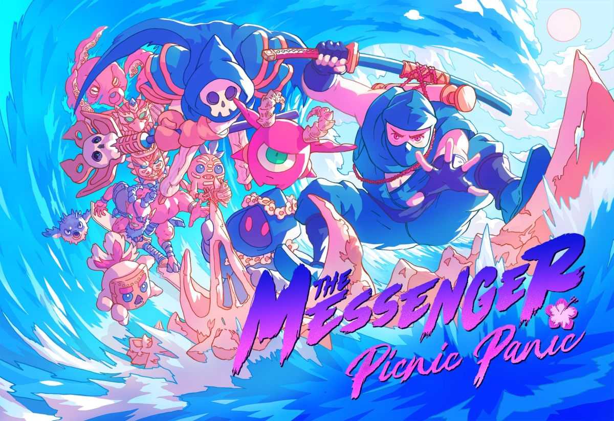 Retro ninja platformer The Messenger gets free DLC levels