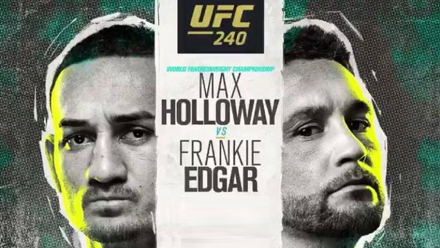 How to watch UFC 240: live stream Holloway vs Edgar and the rest