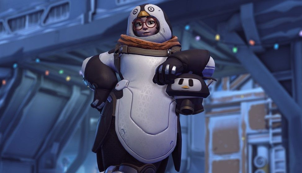 Overwatch Christmas Event 2021 Ends The Overwatch Winter Wonderland Event Returns With A Frosty New 4v4 Mode Pc Gamer