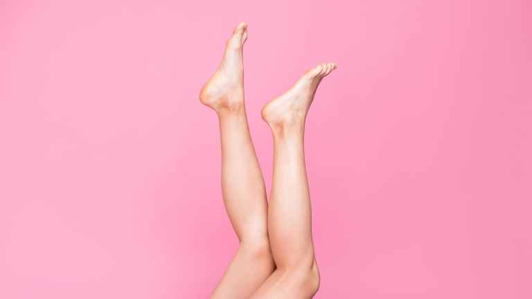 model's legs Getty Images