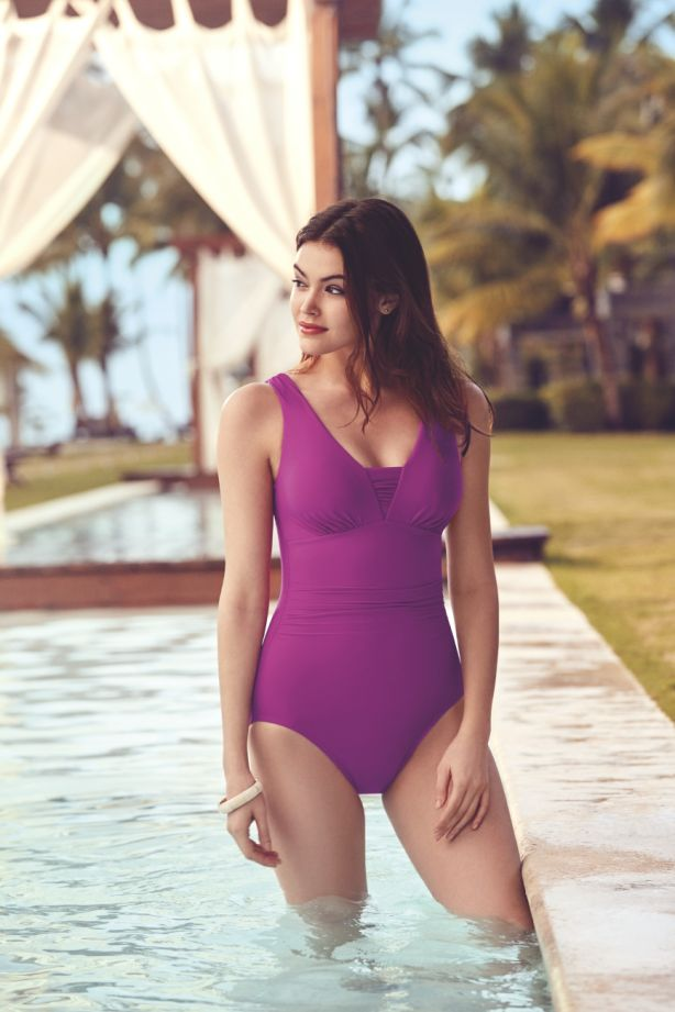 350f4c0ebc Boost your confidence instantly on your next summer holiday with one of  these figure flattering swimsuits. Why run around the shops in search for  that ...