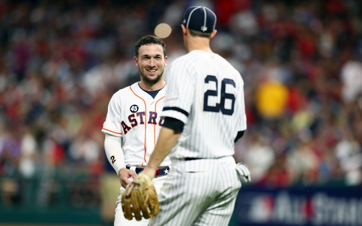Live Stream Yankees vs. Astros: How to Watch ALCS Game 3