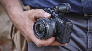 Best Canon EF-M lenses: lenses for Canon EOS M6, M50 and other M cameras