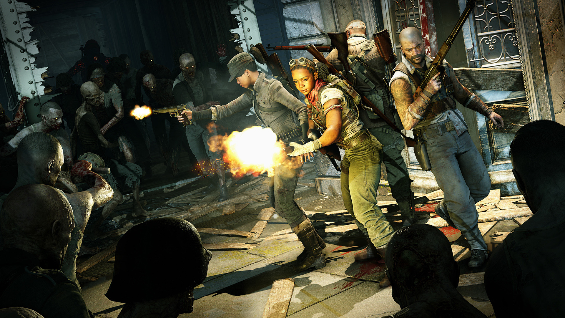 Zombie Army 4: Dead War stalks its way to Steam