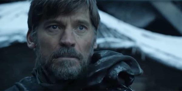 jaime lannister in Game of Thrones Season 8