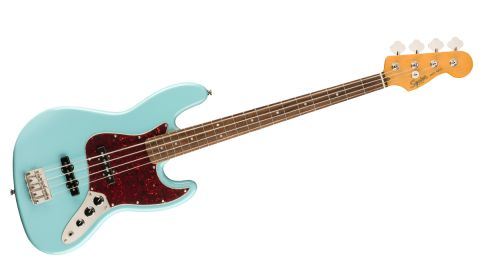 Squier Classic Vibe '60s Jazz Bass review
