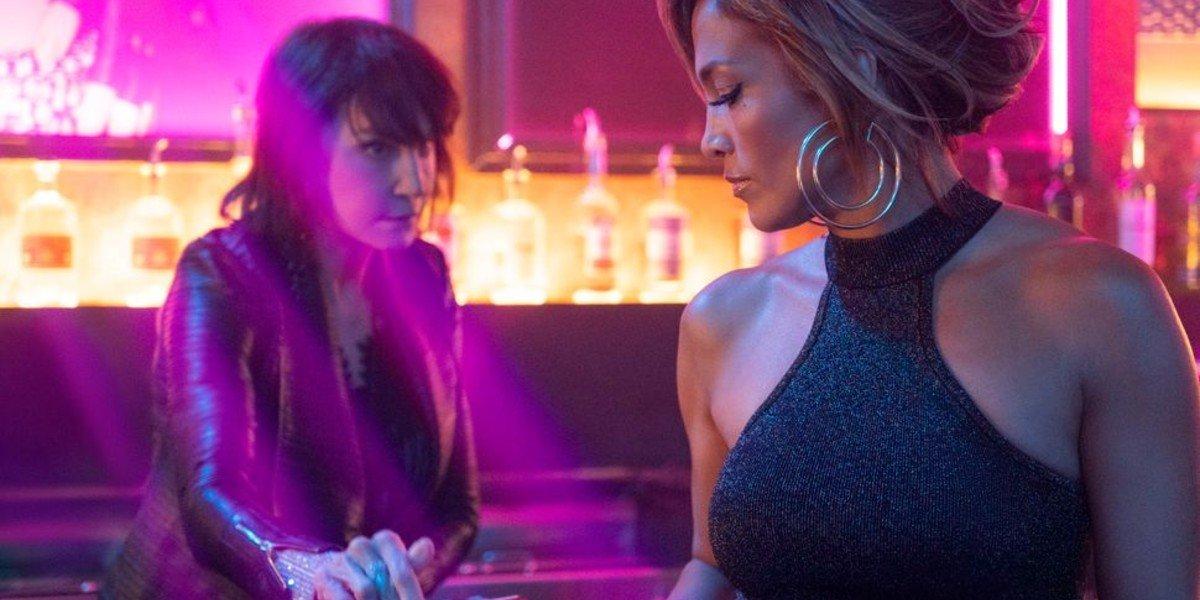 Mercedes Ruehl, Jennifer Lopez - Hustlers