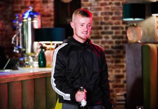 Liam Butcher returns to EastEnders