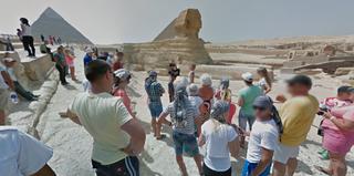 Sphinx street view