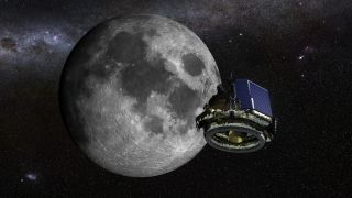 Moon Express Lunar Lander Headed to the Moon