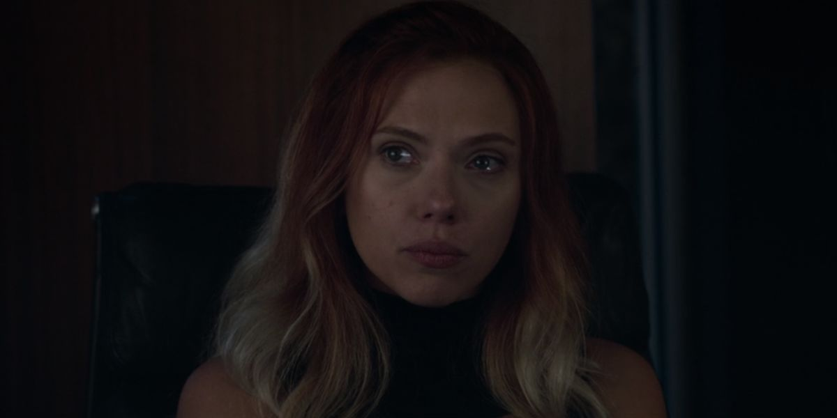 Scarlett Johansson Says Black Widow Gave Her Closure After Avengers: Endgame