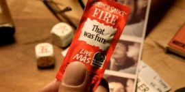 Man And Dog Stuck In Snow For 5 Days Survived On Taco Bell Sauce Packets