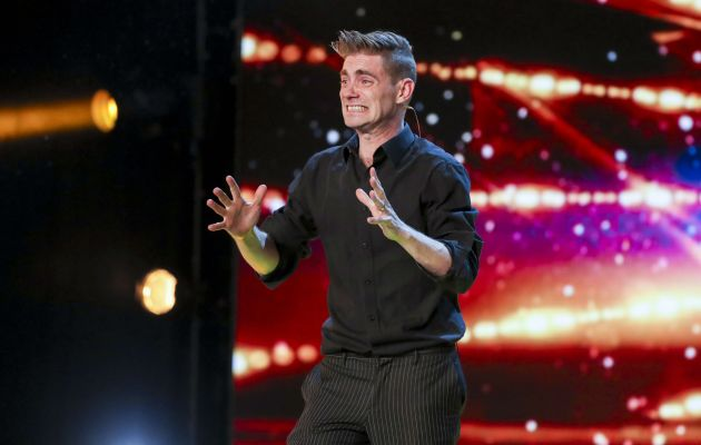 Britain's Got Talent, Matt Edwards