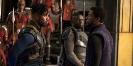 After Being Asked Point Blank About Black Panther 2, Michael B. Jordan Touches On How The MCU Franchise Is Moving Forward