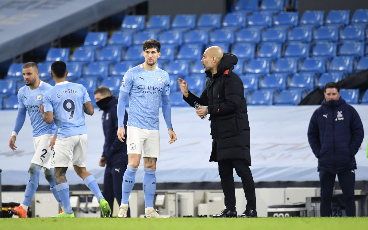 Pep Guardiola: If there is one guy who deserves the best it is John Stones