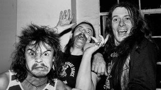 Motorhead in 1981