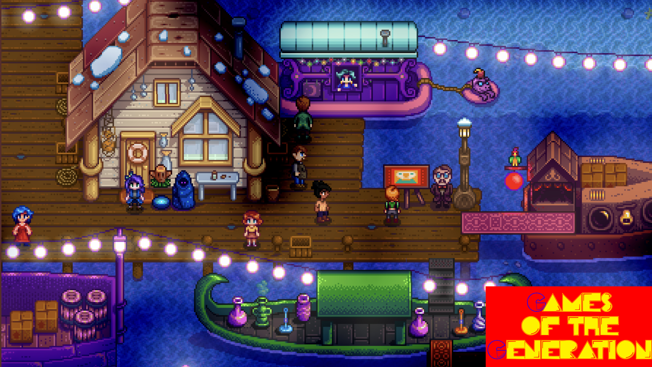 Games of the Generation: Stardew Valley is a welcome break from the chaos of the world thumbnail