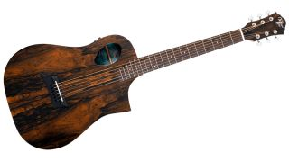 Michael Kelly Guitars Forte Port Jr. Ziricote