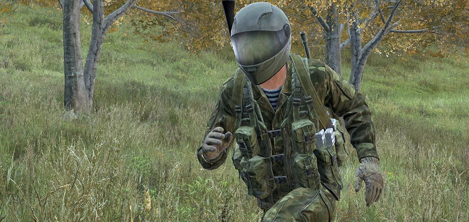 DayZ's creative director patiently explains why I shouldn't freak out over a sprint meter being added