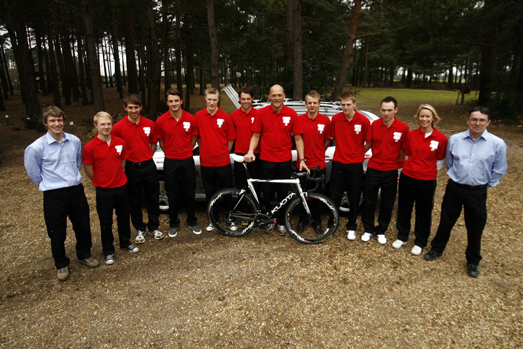 UK Youth team 2011