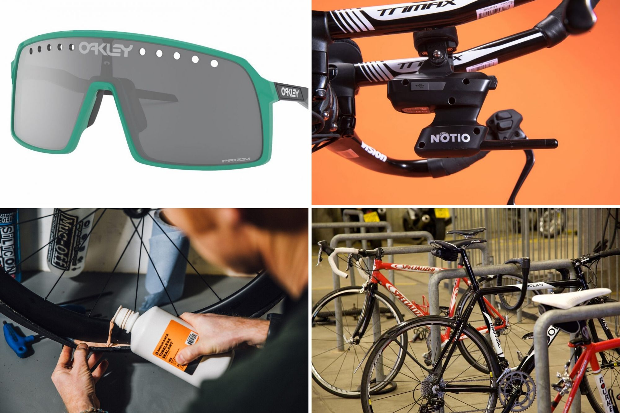 Tech of the Week: Olympic Oakleys, aero sensors and an end to punctures? - Cycling Weekly