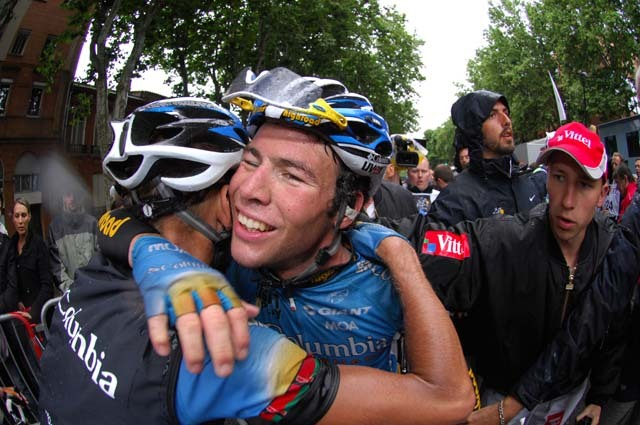 Mark Cavendish 2008