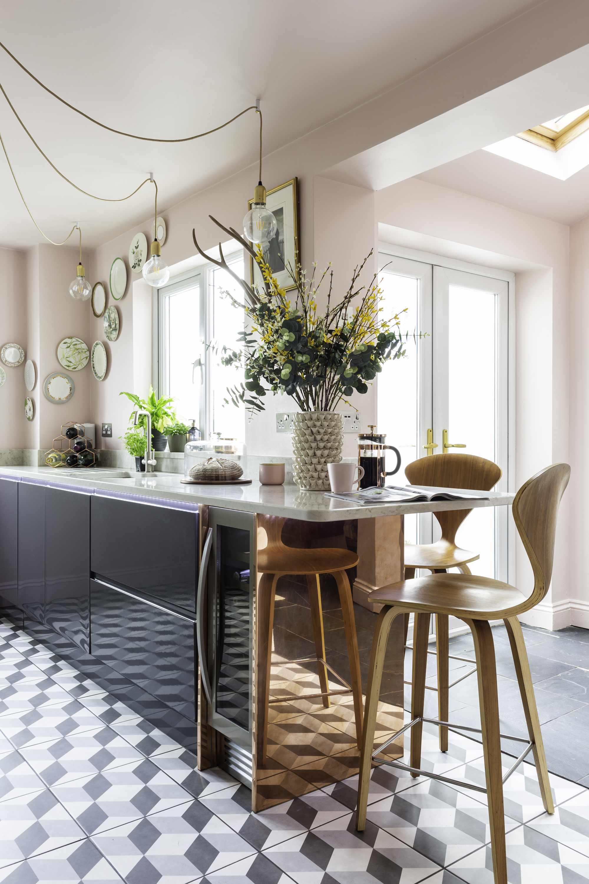 10 Kitchen Interior Design Tips From An Expert Create Your Dream Space Real Homes