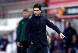 Olympiacos v Arsenal – UEFA Europa League – Round of Sixteen – First Leg – Karaiskakis Stadium